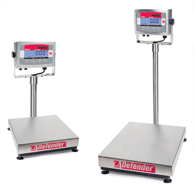 Defender 3000 Extreme Washdown Bench Scales